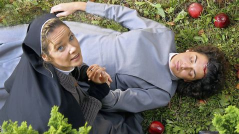 Die Nonne und der Kommissar - Todesengel