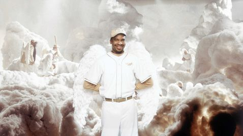 Auch Engel spielen Baseball