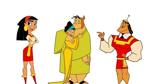 Disneys Kuzco's Königs-Klasse