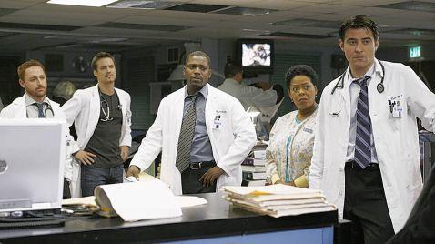 E.R. Emergency Room