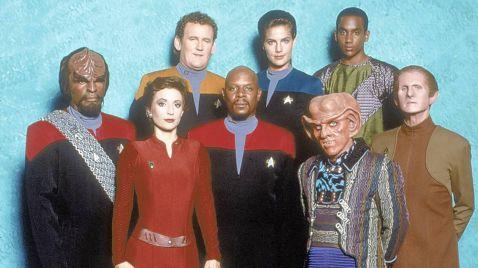 Star -Trek - Deep Space Nine