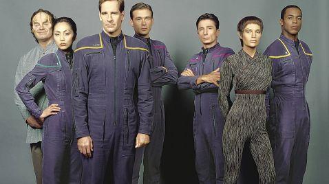 Star Trek - Enterprise auf Syfy