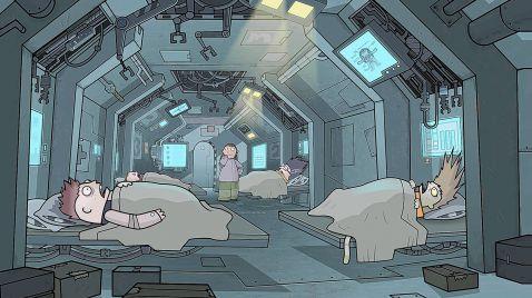 Dogstar - Hunde im Weltraum