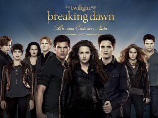 Breaking Dawn - Bis(s) zum Ende der Nacht