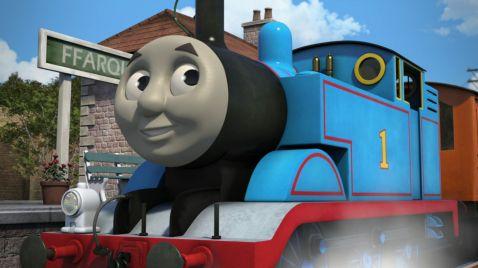 Thomas & seine Freunde - Sodors Legende vom verlorenen Schatz