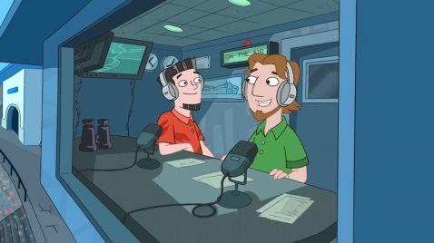 Phineas und Ferb auf Disney Channel