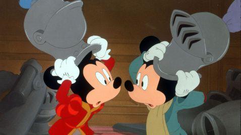 Abenteuerliche Märchen mit Micky