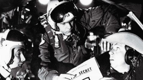 Dr. Seltsam, oder wir ich lernte, die Bombe zu lieben