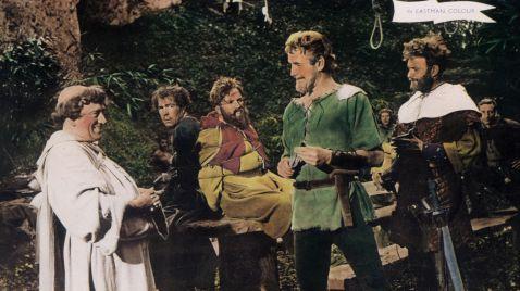 Robin Hood, der rote Rächer