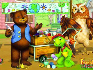 Franklin & Freunde | TV-Programm KiKA