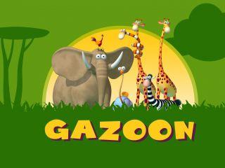 gazoon s1 f4 im tv programm 14 20 junior. Black Bedroom Furniture Sets. Home Design Ideas
