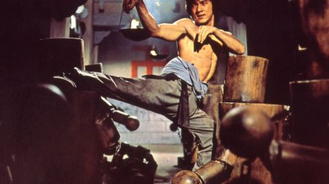 Jackie Chan - Wooden Man
