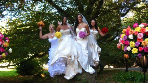 Die perfekte Hochzeit! - USA