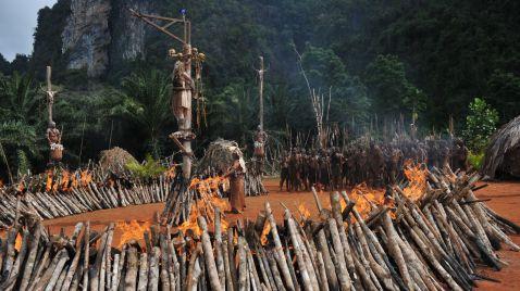 Jungle - In der Gewalt der Kannibalen