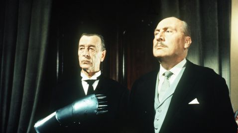 Edgar Wallace: Die blaue Hand