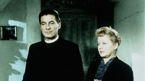 Der Priester und das Mädchen