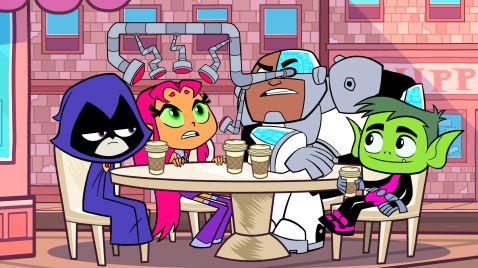 Die Teen Titans Go!-Show