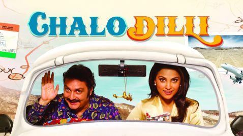 Wo bitte geht's nach Delhi?