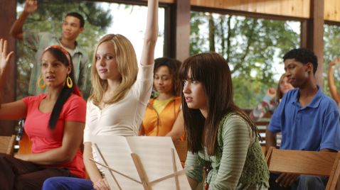 Disney Camp Rock - Sei anders, sei Du selbst!