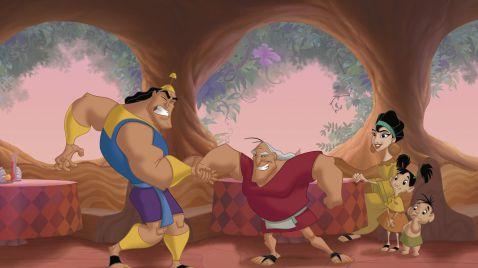Ein Königreich für ein Lama II - Kronks großes Abenteuer