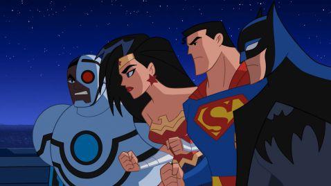 Justice League Action auf Cartoon Network