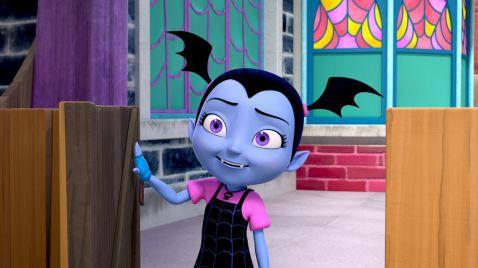 Vampirina auf Disney Channel