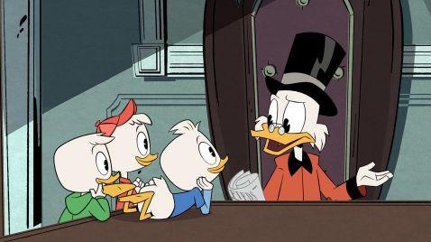 DuckTales auf Disney Channel