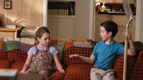 Young Sheldon auf 3plus