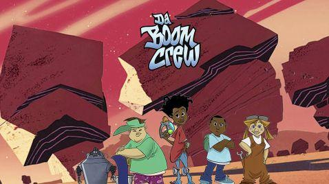 Da Boom Crew auf Fix&Foxi