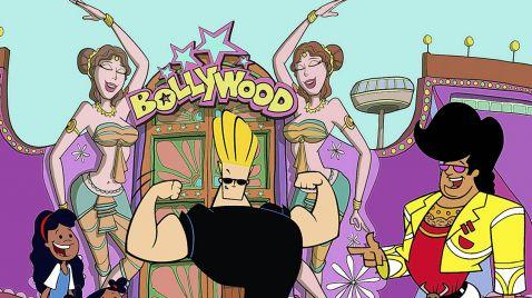 Johnny Bravo erobert Bollywood