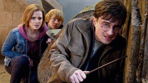 Harry Potter und die Heiligtümer des Todes - Teil 2 auf Sky Cinema Hits