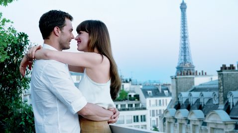 Fifty Shades of Grey - Befreite Lust auf Sky Cinema