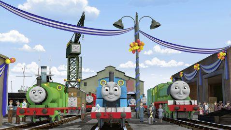 Thomas und seine Freunde