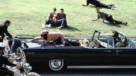 John F. Kennedy - Tatort Dallas