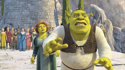 Shrek, der Dritte