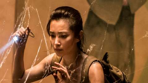 Guardians of the Tomb auf Sky Cinema Action