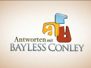 Answers with Bayless Conley
