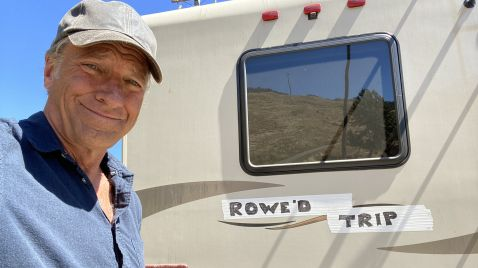 Dirty Jobs: Rowe'd Trip auf Discovery Channel