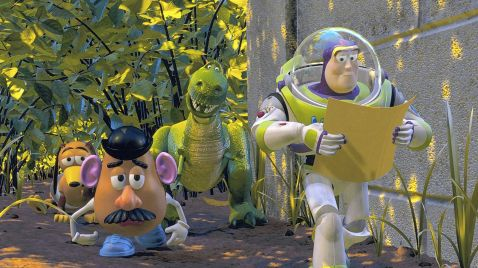 Toy Story 2 auf Disney Cinemagic