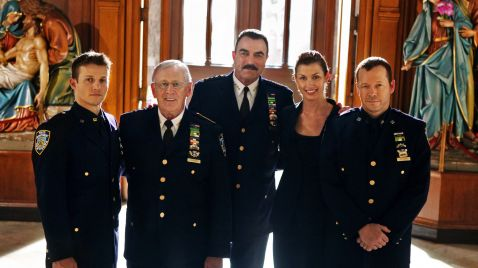 Blue Bloods - Crime Scene New York auf Sat.1 Emotions