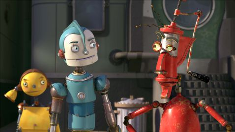 Robots auf Sky Cinema Family HD