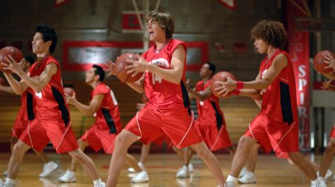 High School Musical auf Disney Cinemagic