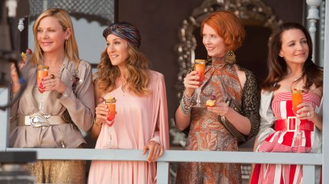 Sex and the City 2 auf Sky Cinema Special HD