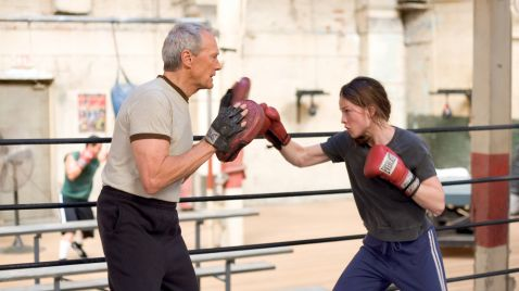 Million Dollar Baby auf TNT Film