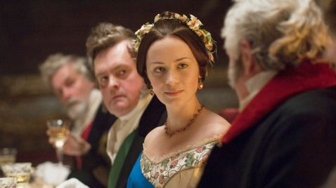 The Young Victoria auf Sony Channel
