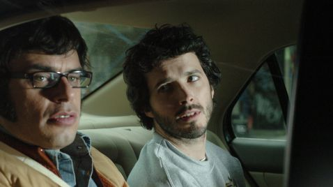 Flight of the Conchords auf Sky Comedy