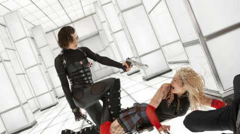 Resident Evil: Retribution auf ATV