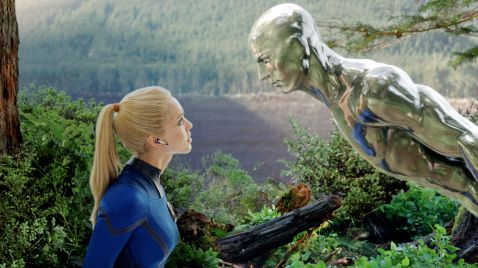 Fantastic Four - Rise of the Silver Surfer auf Sky Cinema Best Of