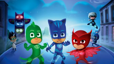 PJ Masks - Pyjamahelden auf Disney Junior