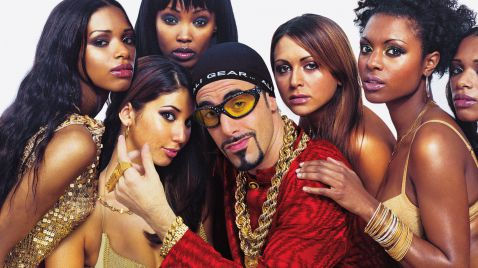 Ali G In da House auf TNT Comedy